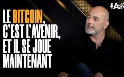 Le bitcoin, c'est l'avenir, et il se joue maintenant [Sébastien GOUSPILLOU]