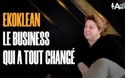 Ekoklean, l'incroyable business qui réinvente le service de ménage [Chrystèle GIMARET]