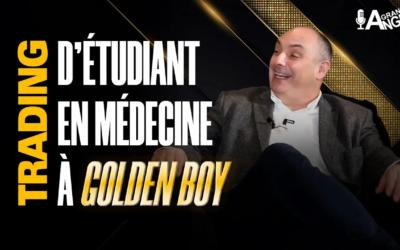 L'étudiant en médecine qui devient un golden boy à succès [Olivier Delamarche]